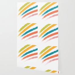 Retro Rainbow Wallpaper
