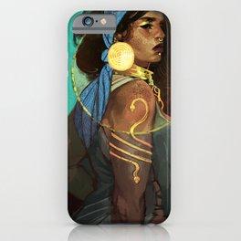 Pirate Queen iPhone Case