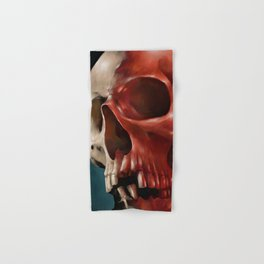 Skull 9 Hand & Bath Towel