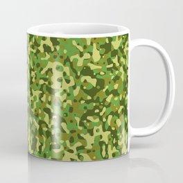 Flecktarn Jungle Camo Coffee Mug
