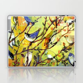 16 Birds Laptop & iPad Skin