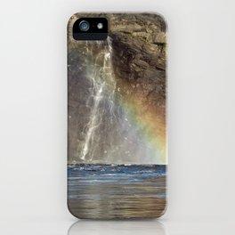 Crisp Hue iPhone Case