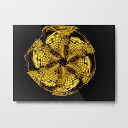 DA FS Gold Speed ONFX Metal Print