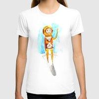 scuba T-shirts featuring Scuba by Leah Rose Buckman