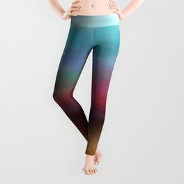 C for Colorful Leggings