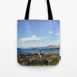 Tekapo Tote Bag