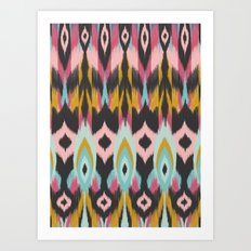Bohemian Tribal Art Print