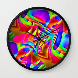 Scatty Wall Clock
