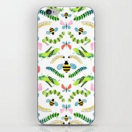 Caterpillars iPhone Skin