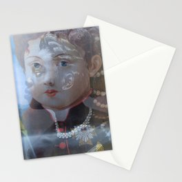 Two Worlds, Pearls Stationery Cards