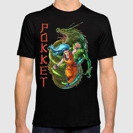 Pokket Saiyan T-shirt