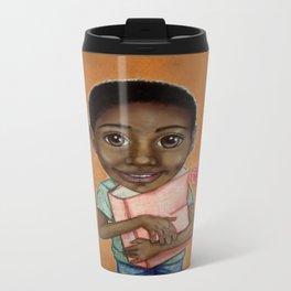 Kiddo Orange Travel Mug