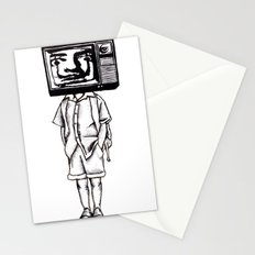 Dali's kid.  Stationery Cards
