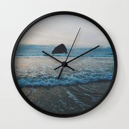 Cape Kiwanda II Wall Clock