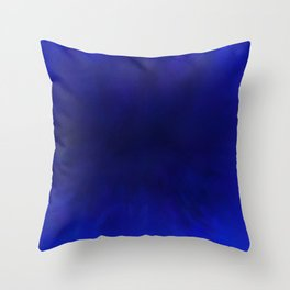 The Ocean Floor Throw Pillow