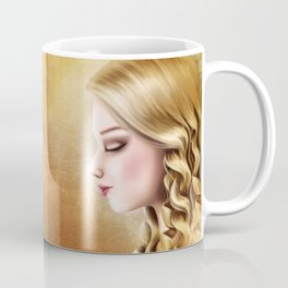 Blonde Coffee Mug