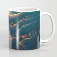 movie Mugs featuring Someday by Alice X. Zhang