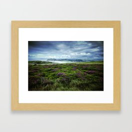 The Great Orme - Wales Framed Art Print