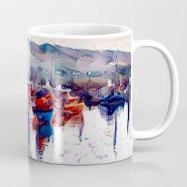 Irish Sea Coffee Mug