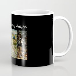 The Garden Of Earthly Delights Hieronymus Bosch Coffee Mug