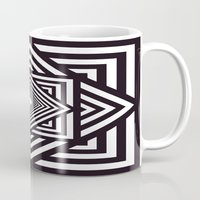 running Mugs featuring Running Out by Cs025