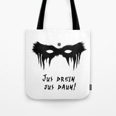 Blood Must Have Blood (Trigedasleng) Tote Bag