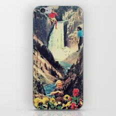 coffee buzz iPhone & iPod Skin