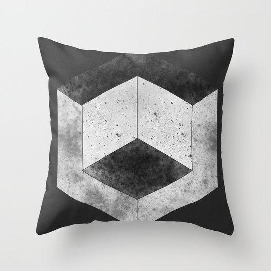 Hex Throw Pillow