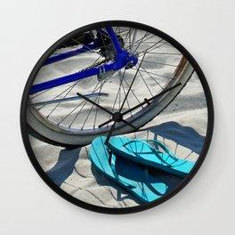 flipflopbike Wall Clock