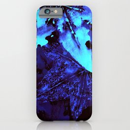 Blue Ivy I iPhone Case