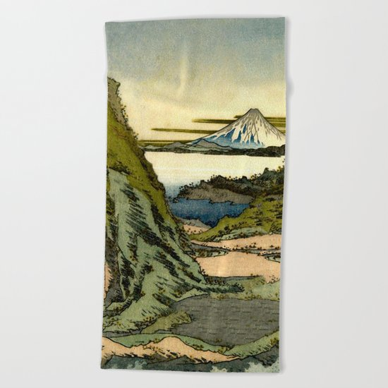 Morning at Sin Ruido Beach Towel