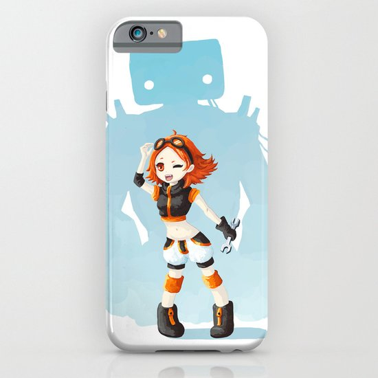 Mechanic iPhone & iPod Case