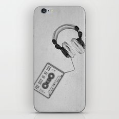 Music, please! iPhone & iPod Skin