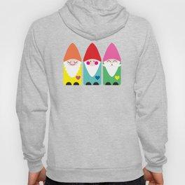 BFF Gnomes I Hoody