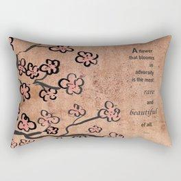 mulan  quote Rectangular Pillow
