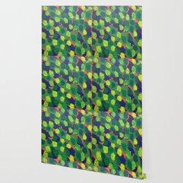 Gardens in Homage to Monet Wallpaper