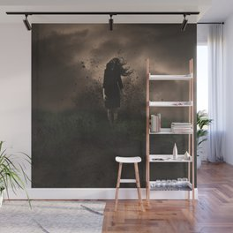 A Force to be Reckened With Wall Mural