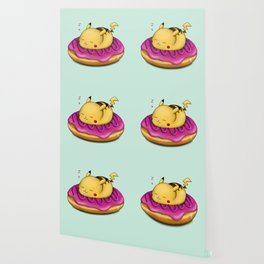 Pika! Donut Sleep There! Wallpaper