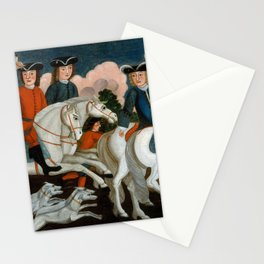The Hunting Party New Jersey Stationery Cards