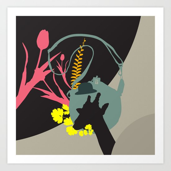henk 2 Art Print