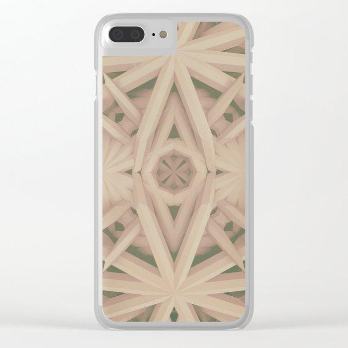 Gzonomenhle Clear iPhone Case
