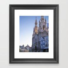 Cathedral I Framed Art Print
