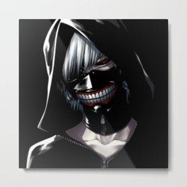 Tokyo Ghoul - Kaneki Ken Metal Print