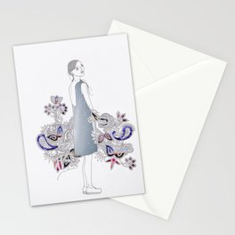 Paisley Party  Stationery Cards