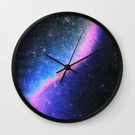 Electric Attraction Wall Clock