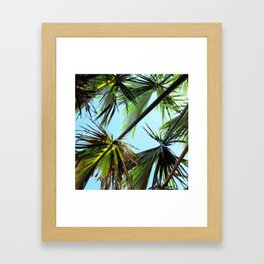 Jungle Boogie Framed Art Print