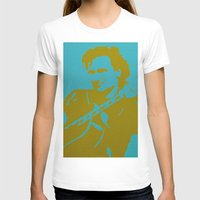 u2 T-shirts featuring Bono - U2 by Tipsy Monkey