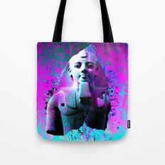 digital Egyptian  Tote Bag