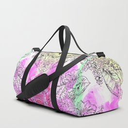 The Rose Party Duffle Bag