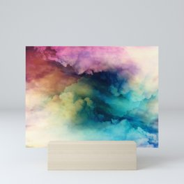Rainbow Dreams Mini Art Print